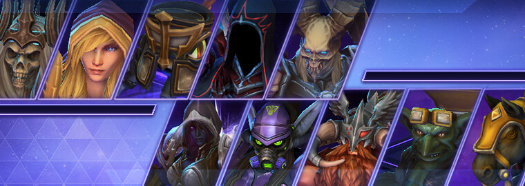 Heros of the storm leoric jaina